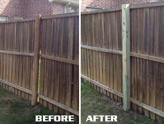 Mckinney Amp Frisco Fence Repair Specialist Tx Pride